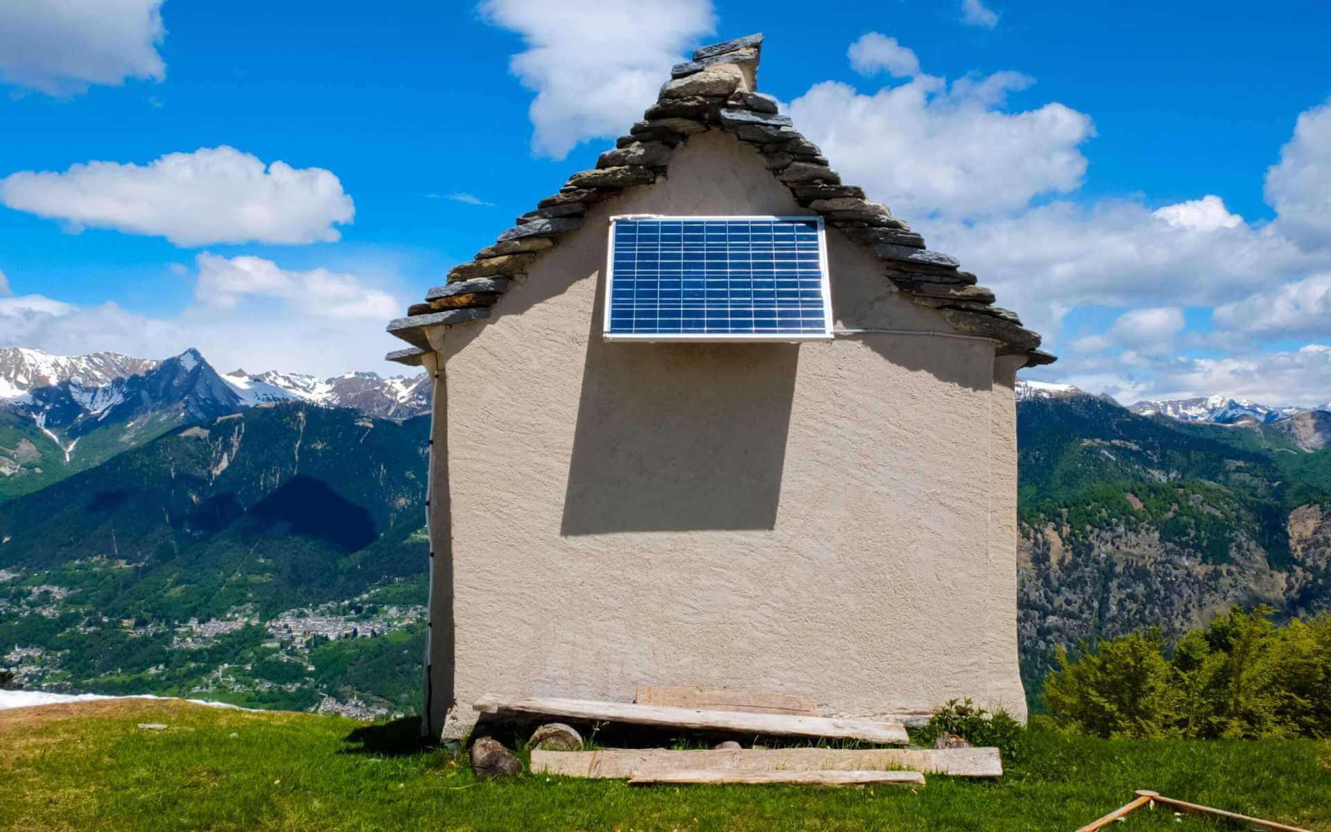 panel słoneczny dla domu